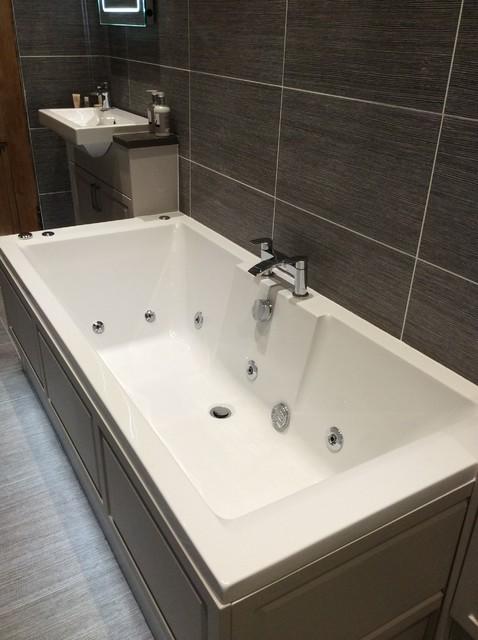 Bathroom Utopia Contemporary Bathroom Glasgow By Create Bathroom And Kitchen Studio Glasgow
