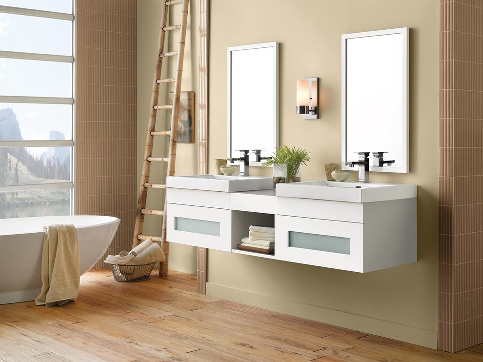 Bathroom Vanities and Sinks by RonBow - Contemporary ...