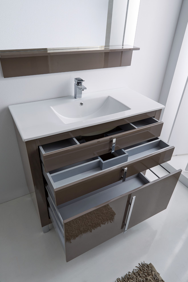 Bathroom Vanities by Macral Design - Contemporary ...