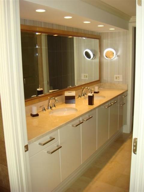 bathroom vanities contemporary bathroom