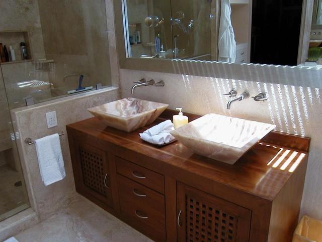 bathroom vanities contemporary bathroom miami by cubica custom