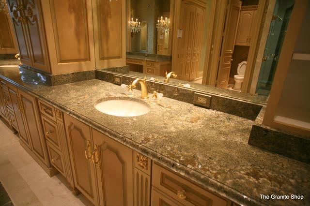 Bathroom Vanities Traditional Bathroom Dallas By