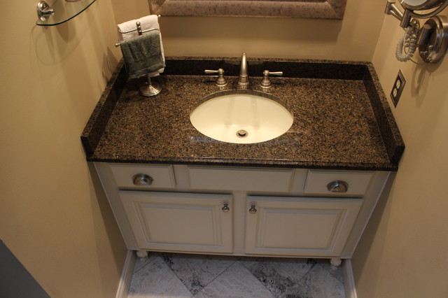 Bathroom Vanity Medina Oh 1 Traditional Bathroom Cleveland By Cabinet S Top