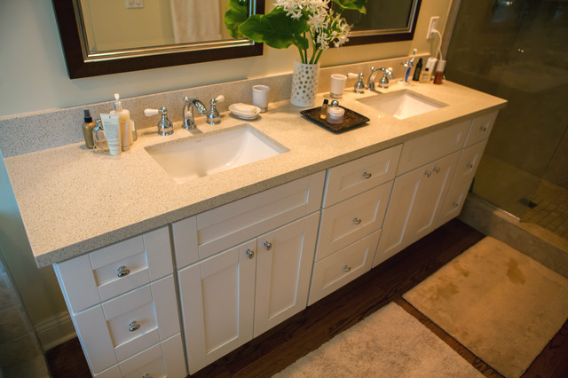 Bathroom vanity contemporary-bathroom