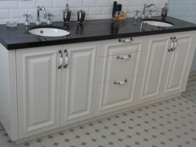 Bathroom vanity traditional bathroom melbourne by for Bathroom cabinets melbourne