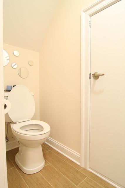 Bathroom Conversion traditional-bathroom