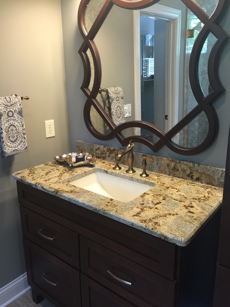 Bathroom Vanity Tops - Traditional - Bathroom ...