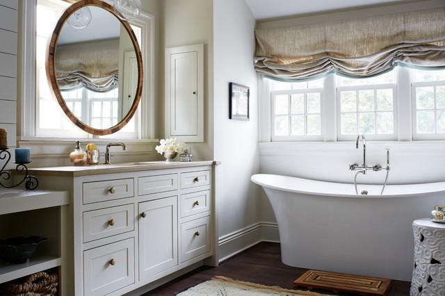 Bathroom landhausstil badezimmer richmond von - Landhausstil badezimmer ...