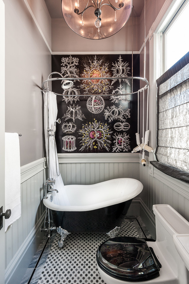 Example of an ornate bathroom design in San Francisco
