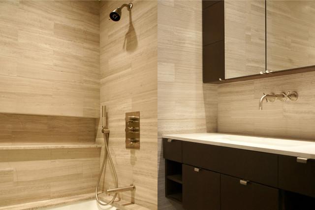Condensed Luxury bathroom