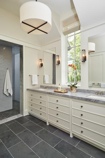 Bathrooms & Unique Spaces di-transizione-stanza-da-bagno