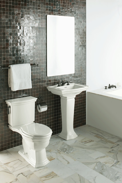 Bathrooms bathroom by ann sacks for 4 piece bathroom designs