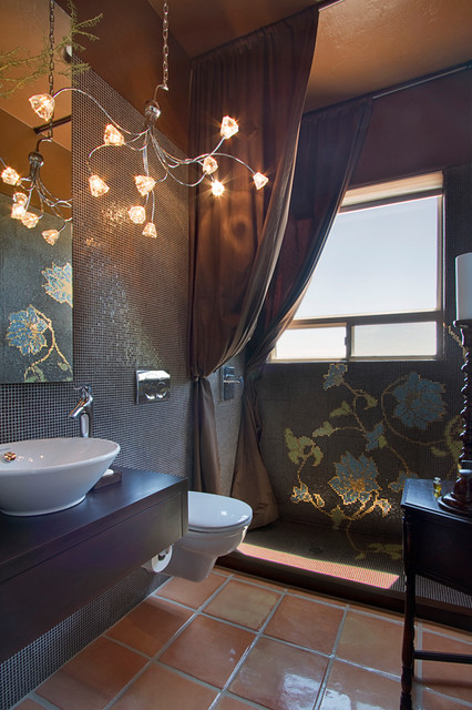 Bathrooms Contemporary Bathroom Phoenix By Arizona Designs Kitchens And Baths