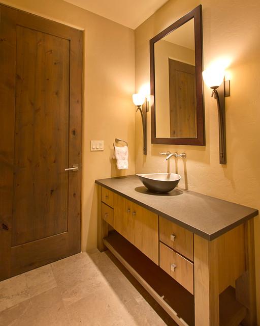 Bathrooms Contemporary Bathroom Phoenix By Arizona Designs Kitchens And Baths