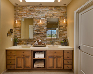 traditional bathroom by tucson kitchen bath designers arizona designs kitchens and baths - Bathroom Cabinets Tucson Az