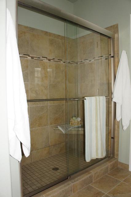 Bathrooms Before & After contemporary-bathroom