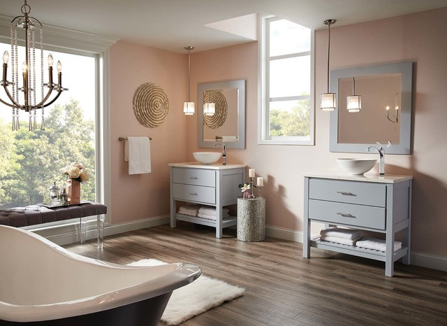 Amazing Kitchen Bath And Beyond Tampa Huge Choice Bathroom Shop Uk Clean Fitted Bathroom Companies Bathroom Tile Floors Patterns Youthful Big Bathroom Mirrors Uk OrangeBathroom Mirror Frame Kit Canada Bathrooms By Bertch   Farmhouse   Bathroom   By Bertch Cabinet Mfg ..