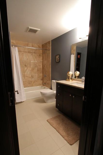 Bathrooms by flying dormer for Bathroom dormer design