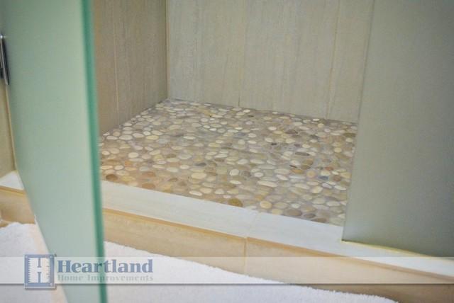 Bathrooms by Heartland Home Improvements contemporary-bathroom