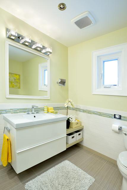 Bathrooms By Lisa Canning Contemporary Bathroom