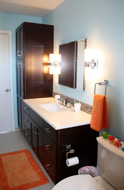 Bathrooms by Remodeling Concepts - Contemporary - Bathroom - philadelphia - by Remodeling ...