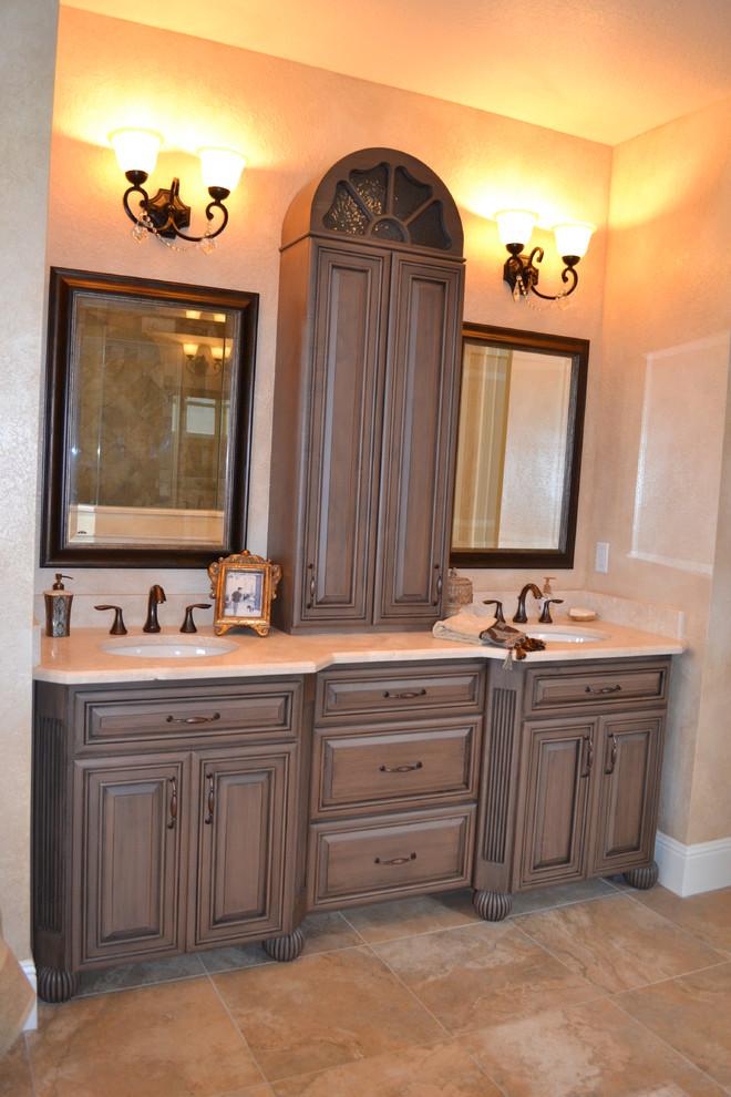 Bathrooms - Traditional - Bathroom - Orlando - by Cabinet ...
