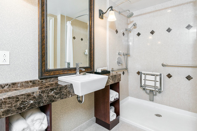 Handicap Bathroom Remodel Beauteous Handicap Accessible Bathroom Designs  Houzz Inspiration Design