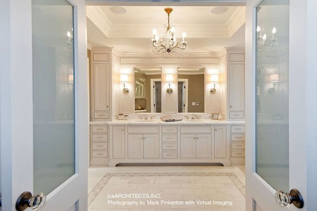 Bathrooms Traditional Bathroom Nashville By Cayce