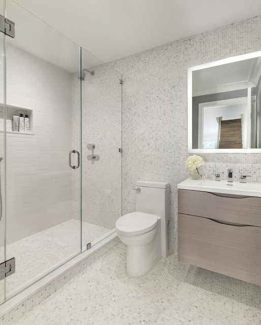 Westchester Master Bath: Small Luxuries Master Suit