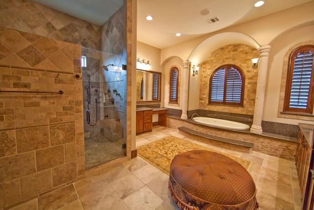 Bathrooms mediterranean-bathroom