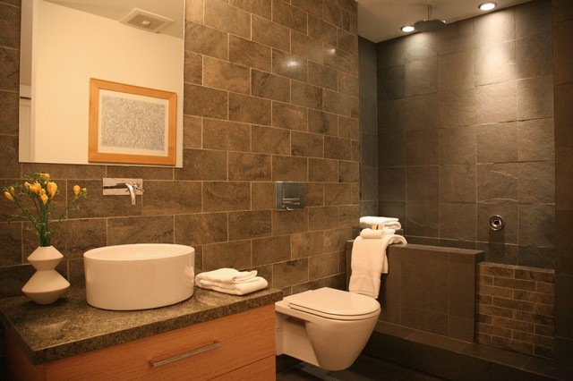 Bathrooms modern-bathroom