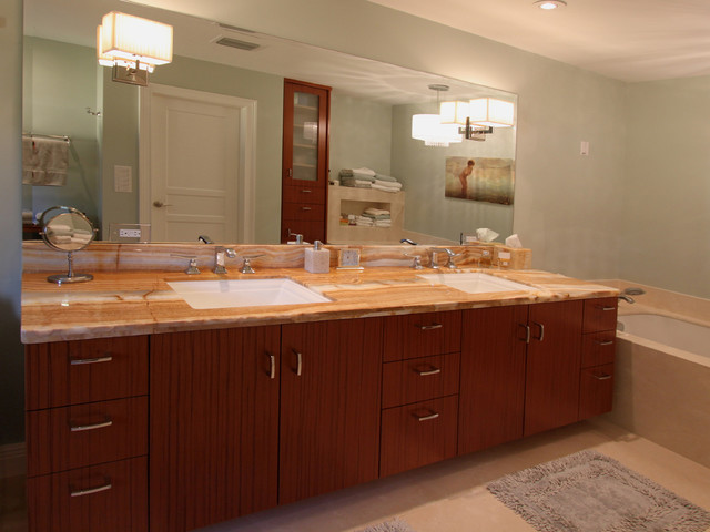 Bathrooms contemporary-bathroom