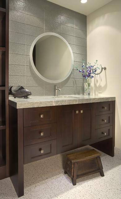 Bathrooms Contemporary Bathroom San Diego By Gdc Construction