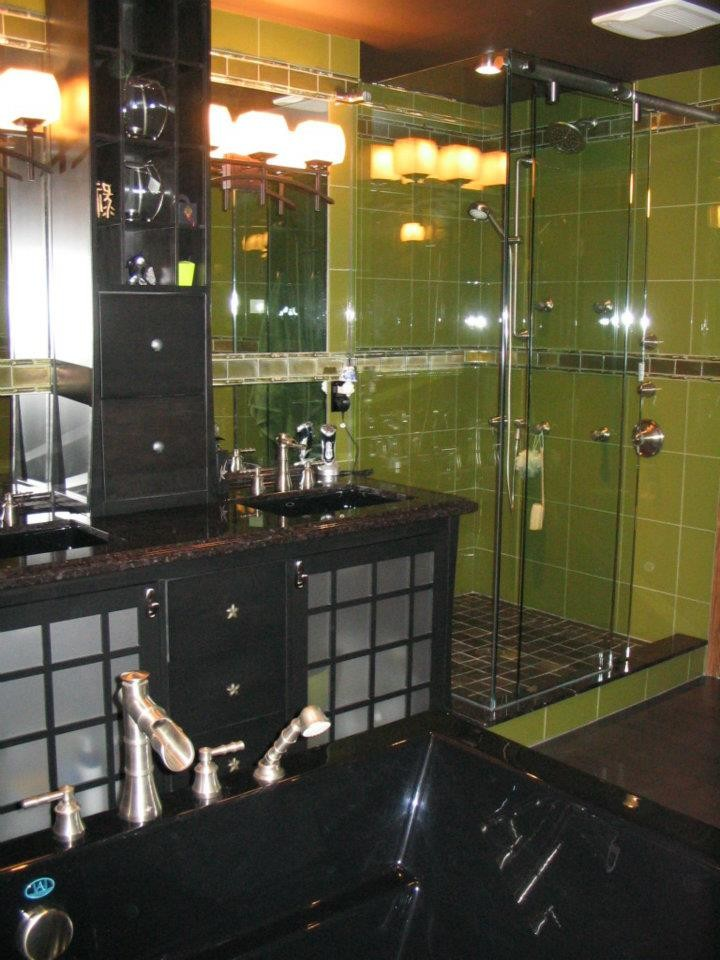 Bathrooms - Bathroom - Calgary - by GiCor lodging projects ...