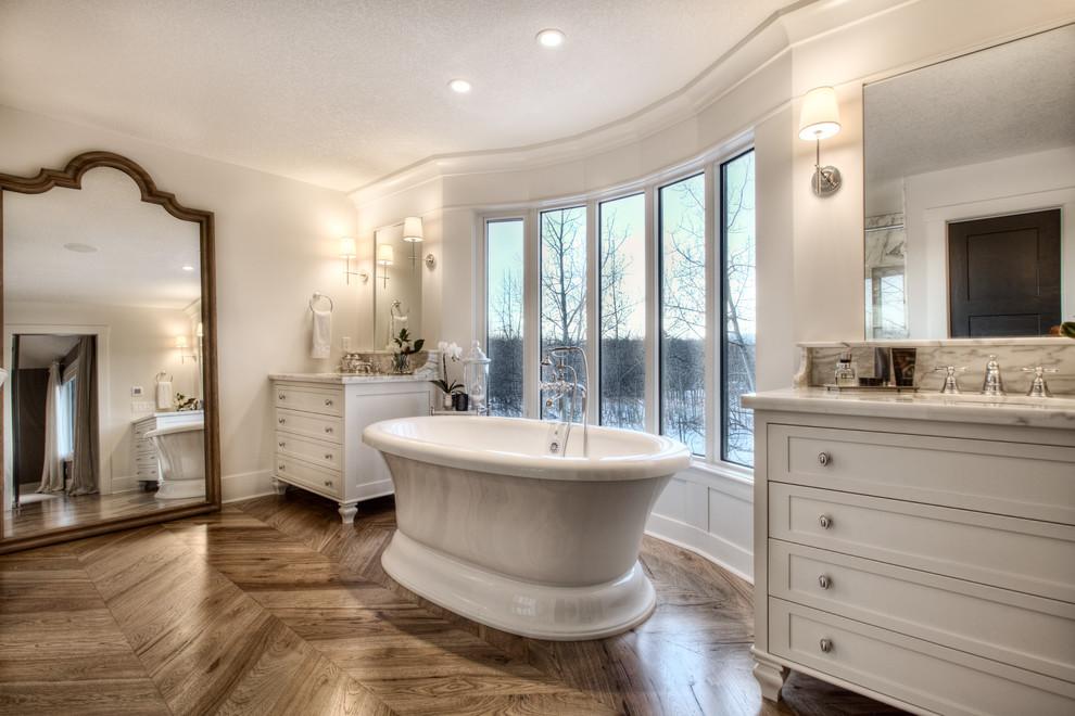 Bathrooms - Contemporary - Bathroom - Calgary - by Granite ...