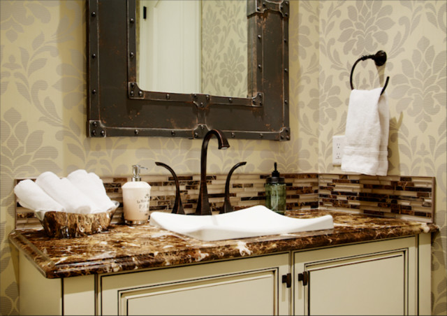 Bathrooms Traditional Bathroom Calgary By Granite