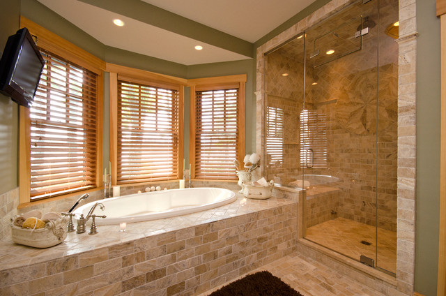 Bathrooms traditional-bathroom