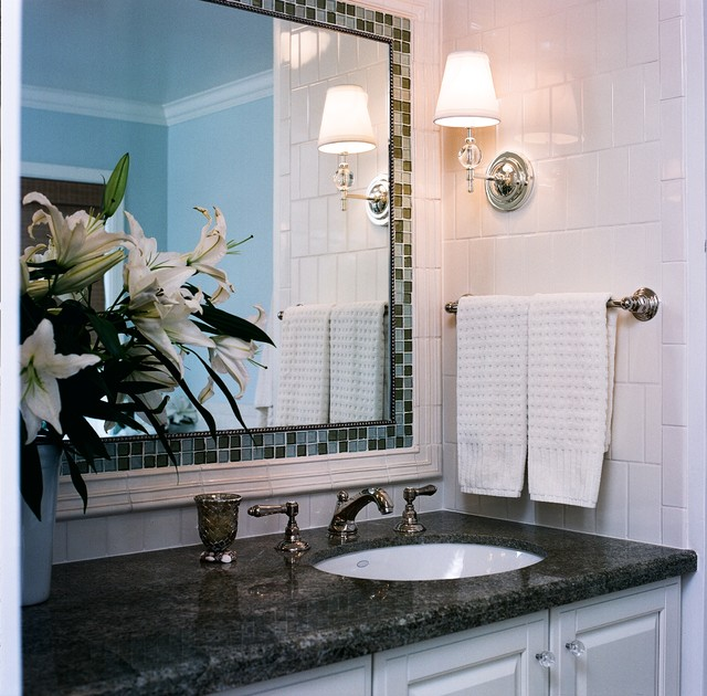 Bathrooms Traditional Bathroom San Francisco By Juli Baier Interior Design