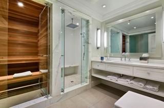 Bathrooms Contemporary Bathroom Toronto By Karen Kayne Design
