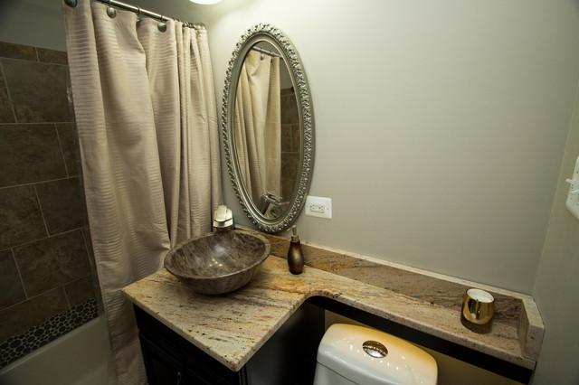 Bathrooms - Beach Style - Bathroom - DC Metro - by Knickerbocker Decorators