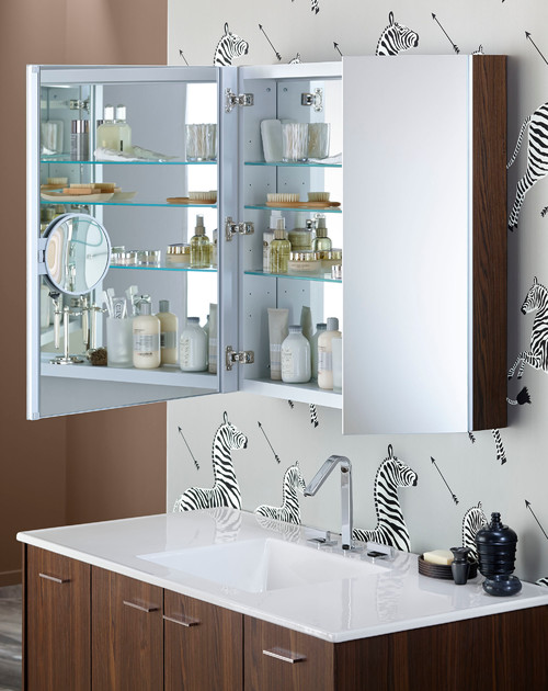 Mirrors Inside And Out. While Mirrored Doors Are A Standard Inclusion On  Most Medicine Cabinets, When Youu0027re Shopping Around For One For Your Bath  Zone Or ...