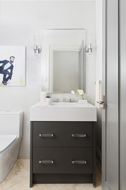 How To Choose A Bathroom Mirror, What Size Round Mirror For A 48 Vanity