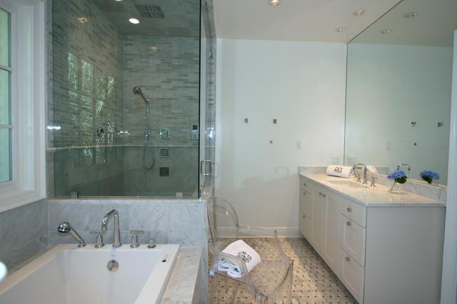 Bathrooms, Mixed style contemporary-bathroom