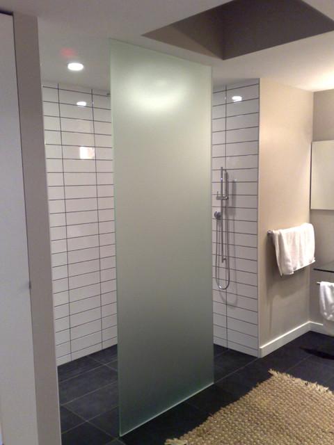 Bathrooms for Salle bain industriel