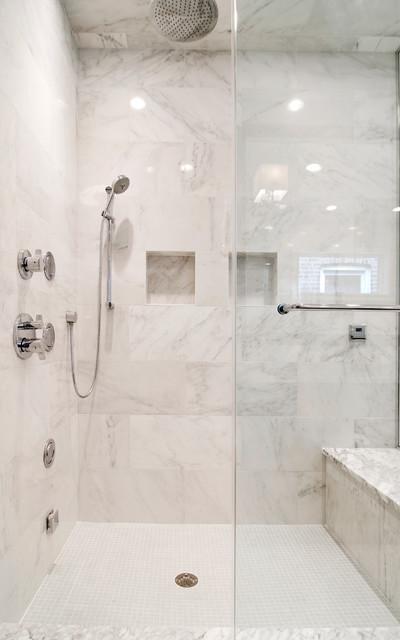 Bathrooms transitional