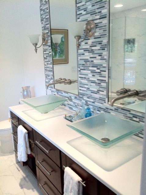 Bathrooms Modern Bathroom Portland By Parr Cabinet