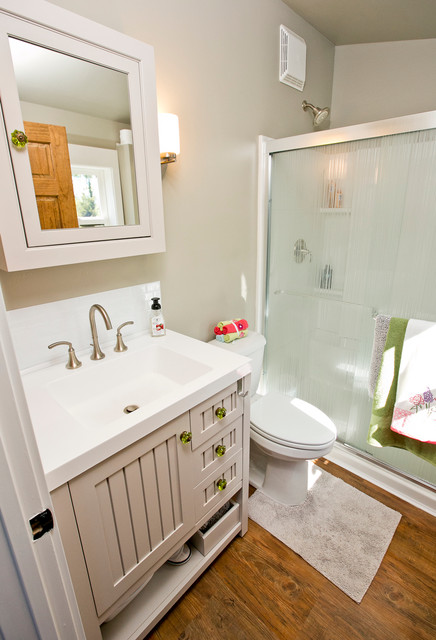 Bathrooms - Farmhouse - Bathroom - Other - by Penny Lane Home Builders ...