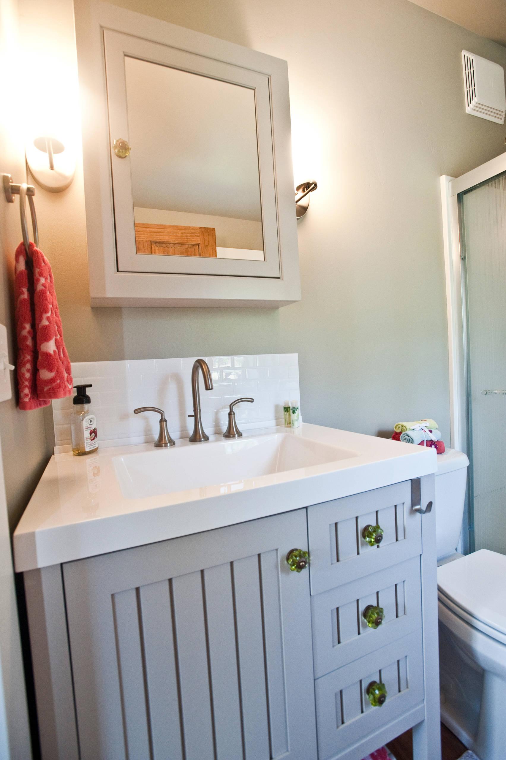 Peel Stick Bathroom Ideas Photos Houzz
