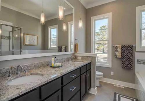 Donnau0027s Blog: Gray Bathrooms | Southern Stone Surfaces LLC.