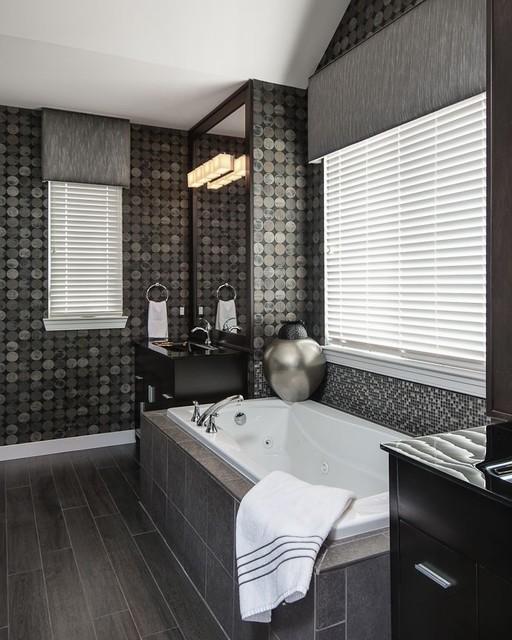 Bathrooms Contemporary Bathroom Detroit By Terry